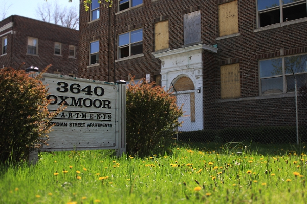 Sunday Prayers: Oxmoor Apartments