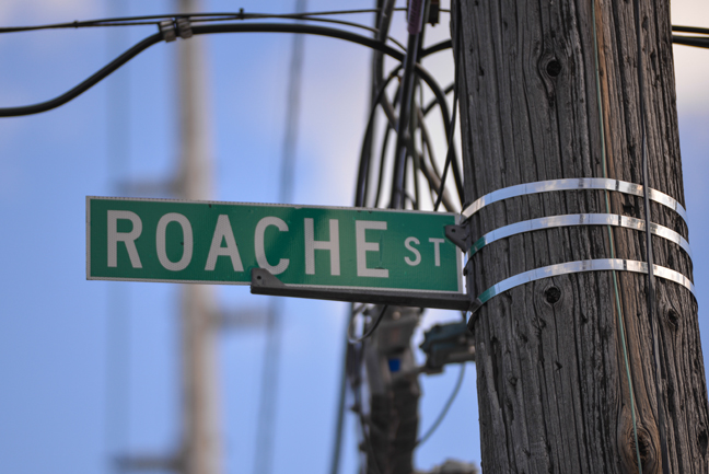 What's in a Name: Roache Street