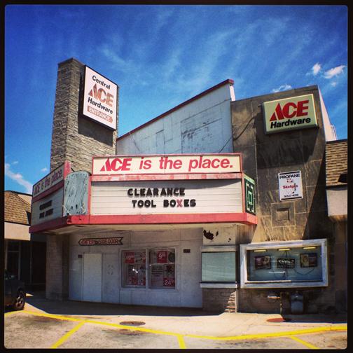 The Arlington Theater