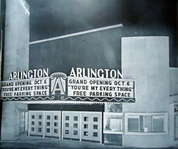 The Arlington on opening night