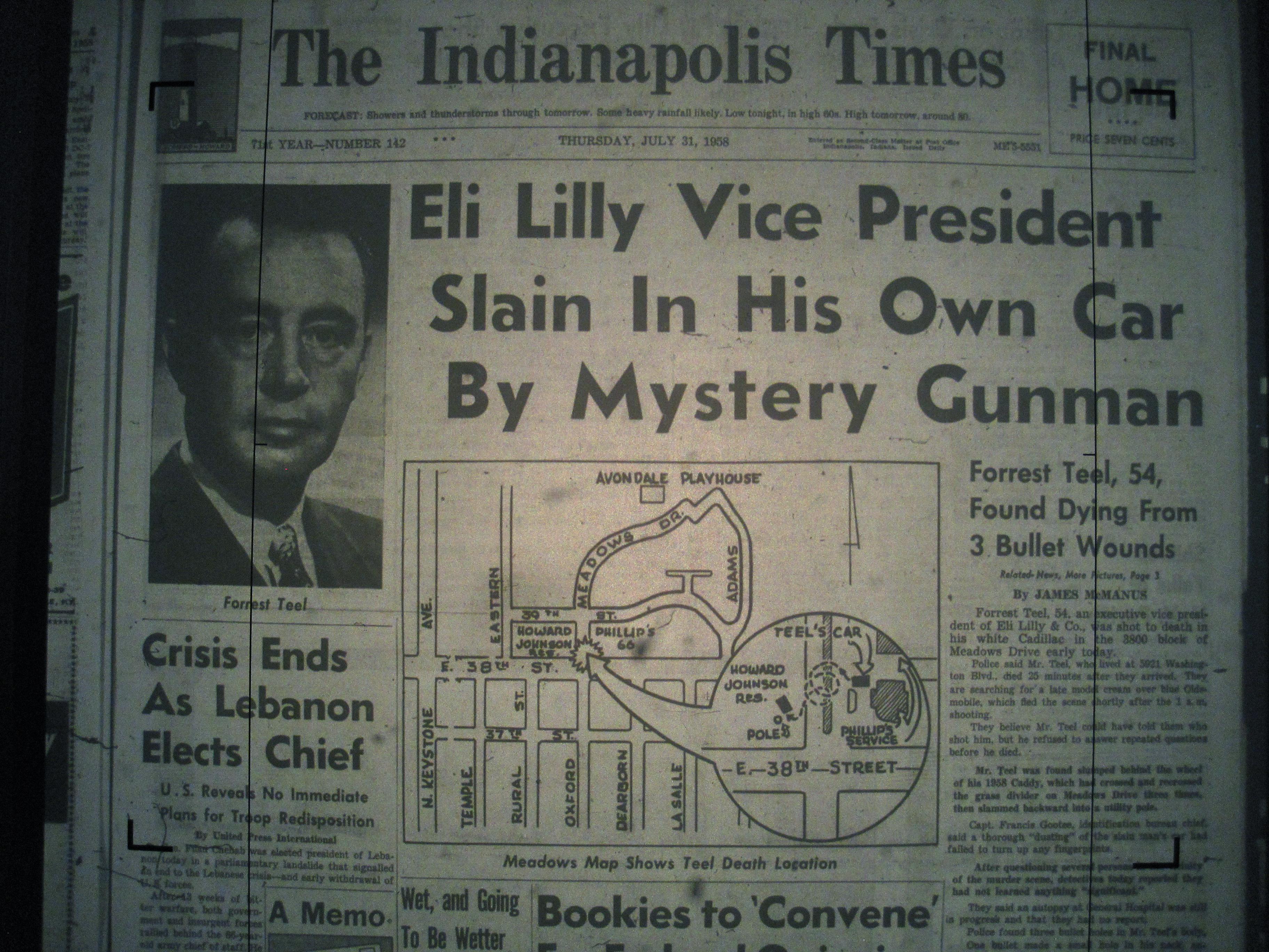 Flashback Fridays: Marge Faulconer - Historic Indianapolis | All
