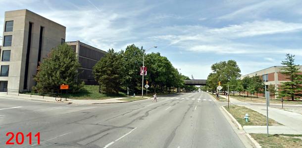 2011 - Google Street View