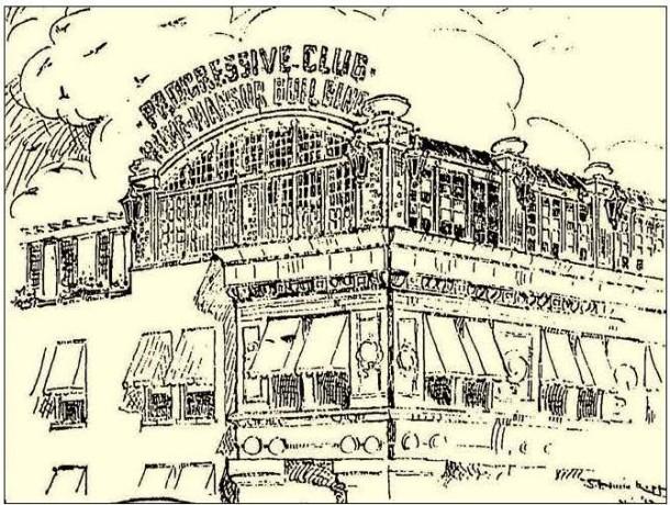 Progressive Club exterior