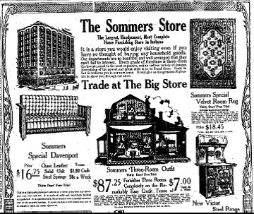 Sunday Adverts: The Sommers Store