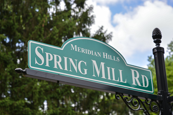 What's in a Name? – Spring Mill Road