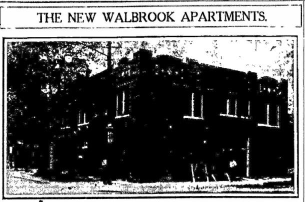 Walbrook, IndyStar, 5/28/1916