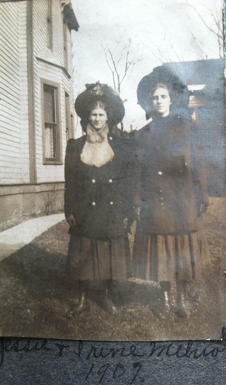 Then & Now: 1841 N. Delaware Street