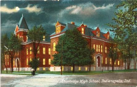 Old Shortridge high school