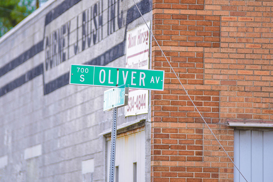 What's In a Name: Oliver Avenue
