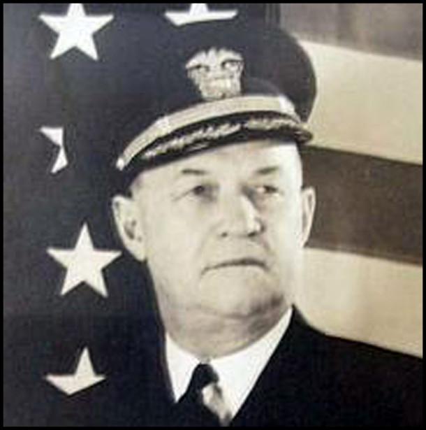 Captain Ola F. Heslar (1891-1970)