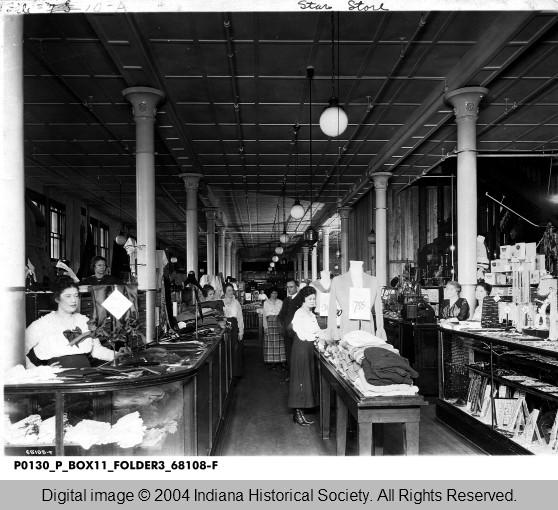 Star Store interior, 1908. COUTRESYLDKRJG DOF