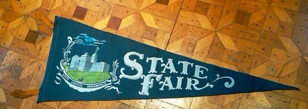 State Fair pennant