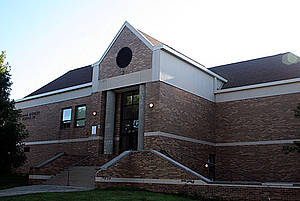 School 39 today, located at 1733 Spann Ave. From School 39 website.