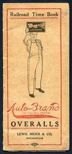 1909 Advertisement for the Auto-Brand