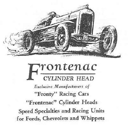 Frontenac_Motor_Company_Advertisement