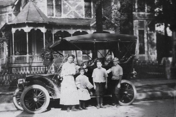 Metzger car