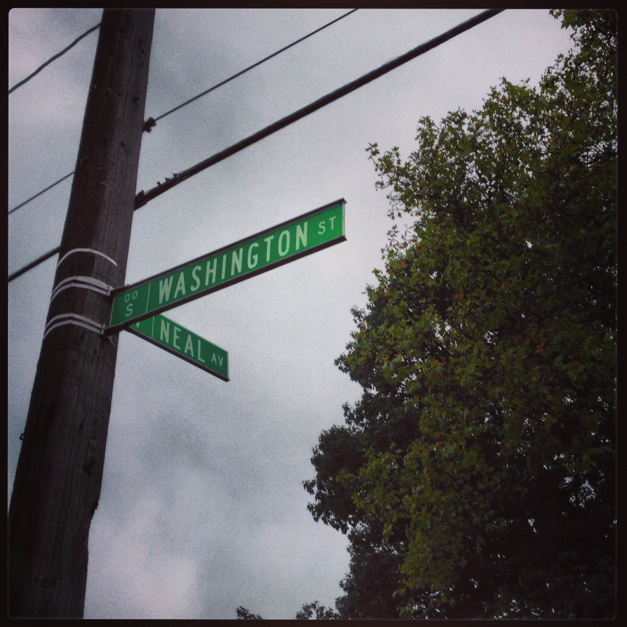 What's in a Name: Neal Avenue