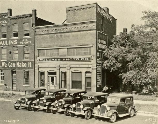 Bass Photo Company, 1933 (Indiana Historical Society, Wm. H. Bass Photo Company Collection, 226575)