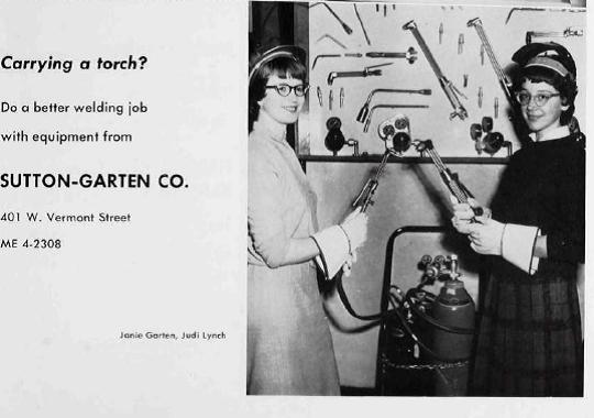 Sunday Adverts: Sutton-Garten Co.