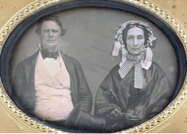 Calvin and Sara Fletcher