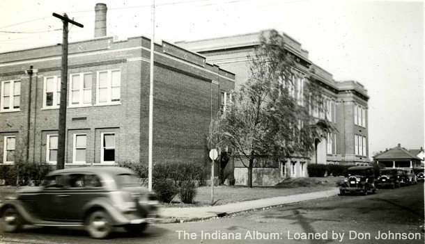 William Penn School #49 (The Indiana Album: Loaned by Don Johnson)
