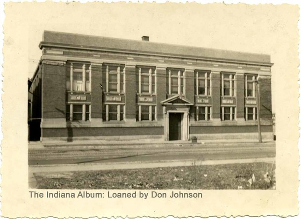 Indianapolis Lodge No. 669 Free and Accepted Masons, ca. 1939. (The Indiana Album, Loaned by Don Johnson)