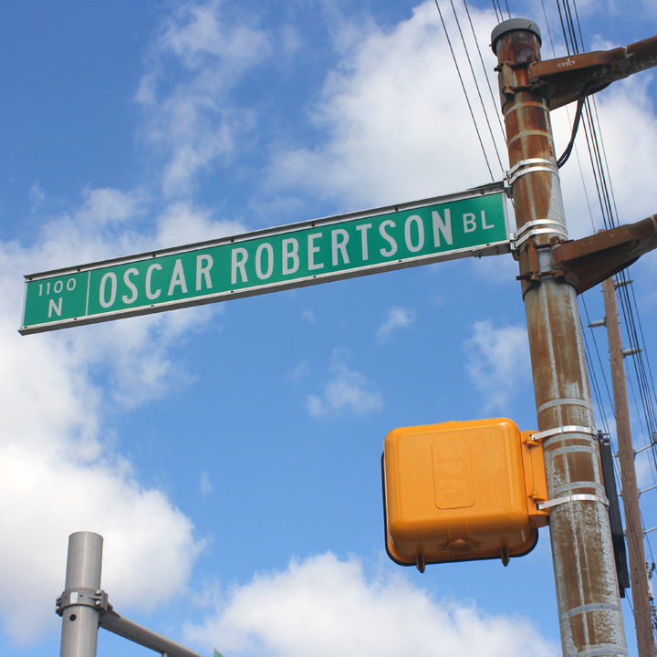 What's In a Name: Oscar Robertson Boulevard