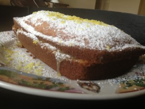 Lemon Jelly Cake