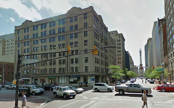 The final location of Celtic Savings and Loan Association was at 163 East Market Street, across from the City-County Building (2011 Google map)