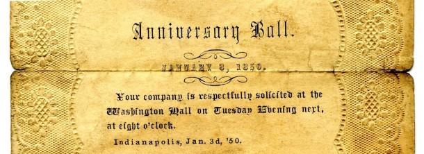 Anniversary ball