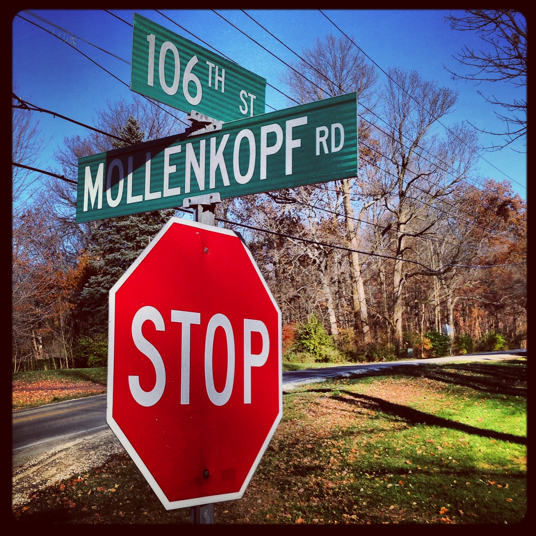 What's In a Name: Mollenkopf Road