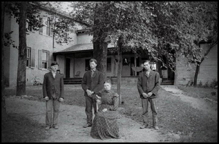 The Thomas Askren House
