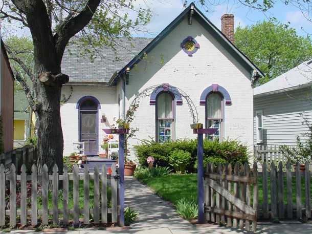 Google Street View, ca. 2010
