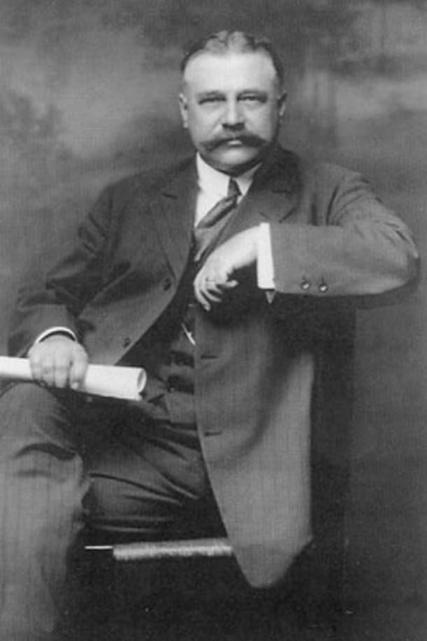 George Edward Kessler (photo courtesy of Landmarks Association of St. Louis)