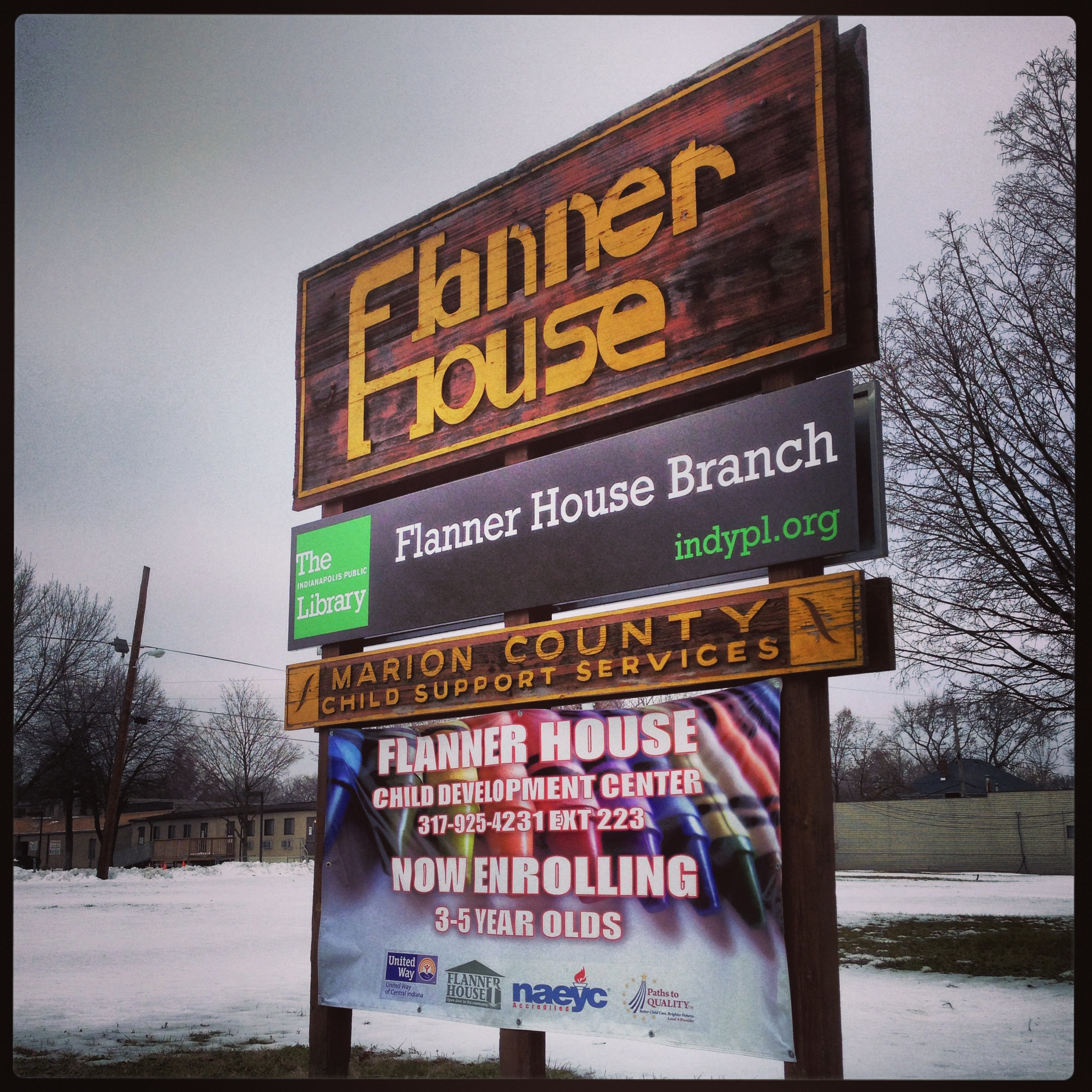 What's in a Name: Flanner House