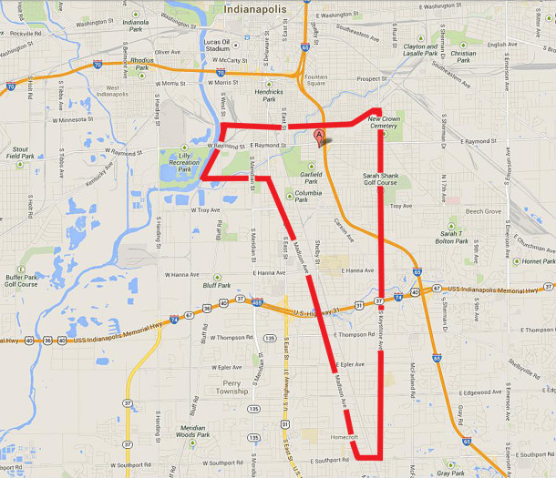 (map courtesy of Google)