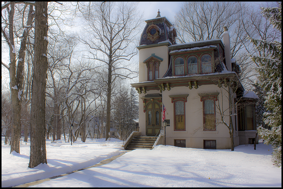 What's in a Name: Benton House