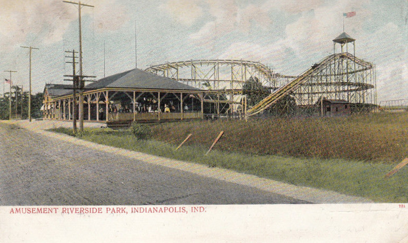 In The Park: Riverside Amusement Park