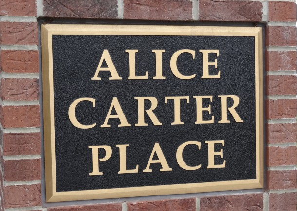 Welcome to Alice Carter Place, a neighborhood park on the north side of Indianapolis.