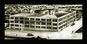 Leedy Drum Factory in 1920