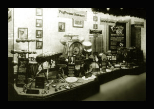 Leedy Window Display 1933