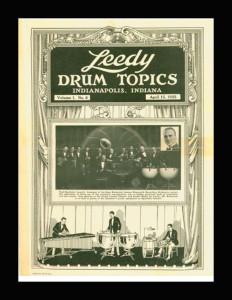 Topics Leedy 1925