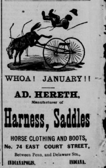 Sunday Adverts: Ad. Hereth & Co.