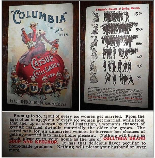 Columbia brochure