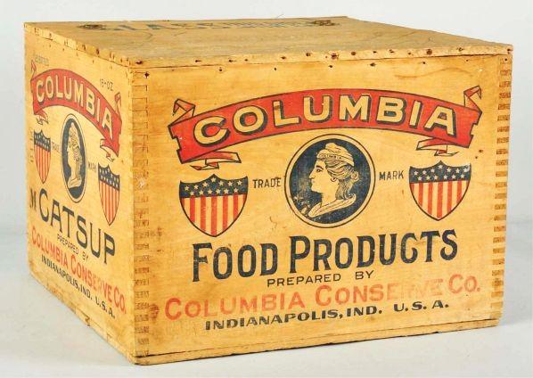 Columbia crate