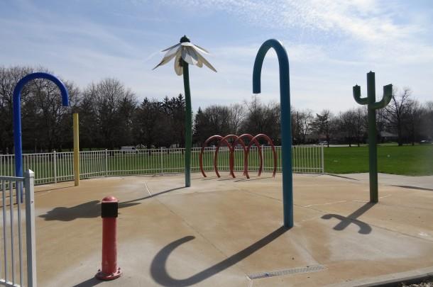 The Arsenal Park Spray park