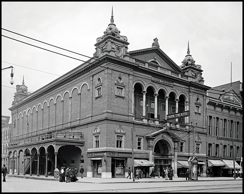 Metropolitan Hall: Indianapolis' First Theatre