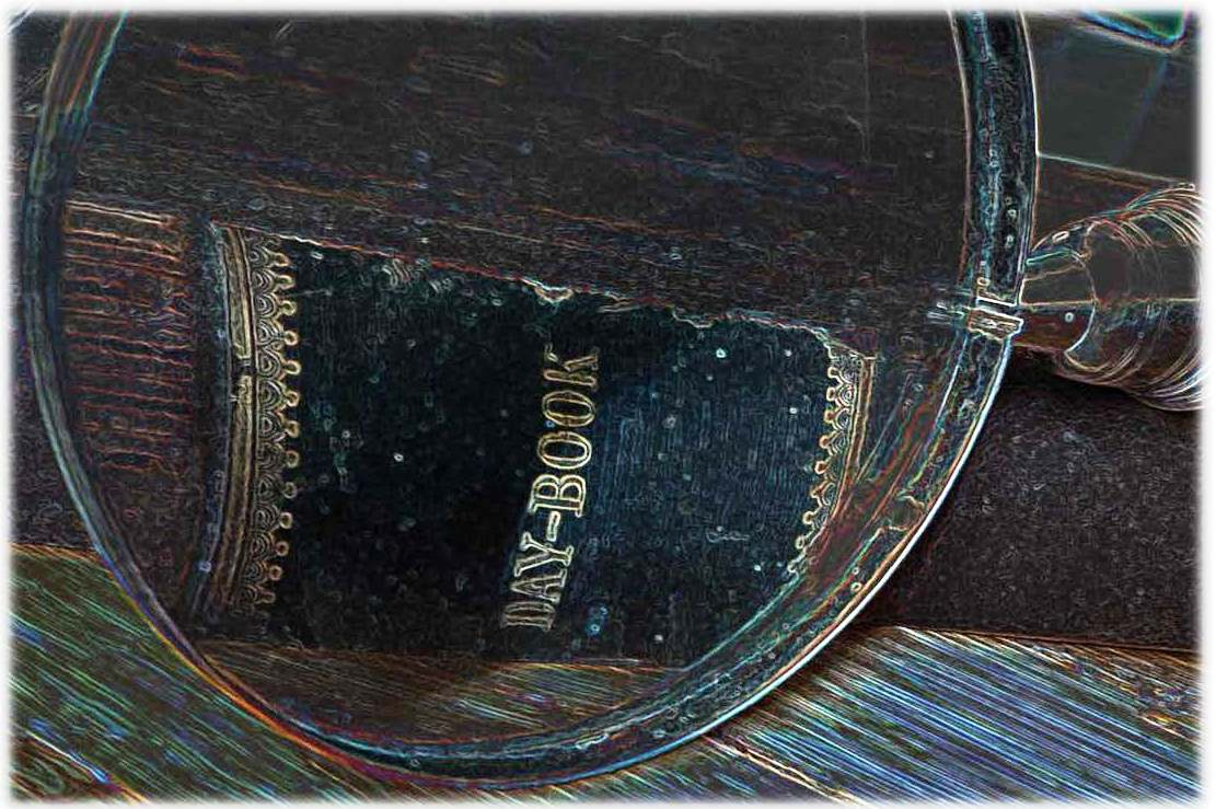 Indianapolis Collected: The Secret in the Old Book