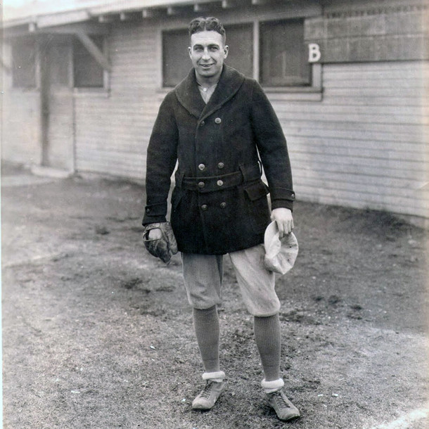 "Paul D. ""Tony"" Hinkle - photo courtesy of Vintage Irvington"