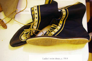 1910s-swim-shoes
